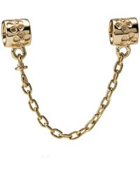 Pandora | Floral Safety Chain | Lyst