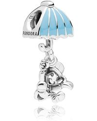 PANDORA - Disney, Jiminy Cricket Pendant Charm - Lyst