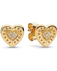41702f212 Tous Onyx Mini Bear Stud Earrings in Black - Lyst