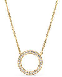 11d740025240d Hearts Of Necklace - Metallic