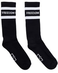 Stepney Workers Club Fos-fot Sock - Black