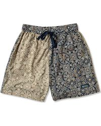 Manastash Jaipur Shorts - Blue
