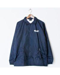 Huf - Slap X Coaches Jacket - Lyst