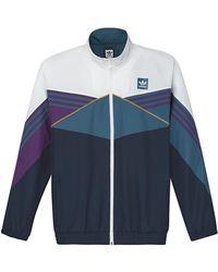 adidas Originals Adidas Court Jacket - Blue