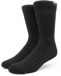Globe Refuse Crew Socks 3 Pack - Black