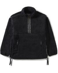 Manastash Bigfoot Pullover - Black