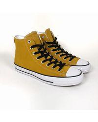 Converse CONS Ctas Hi Pro Ox Shoes - Black