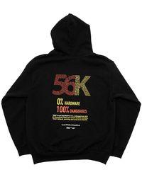Bronze 56k 56k2 Hoodie - Black