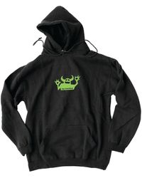 Toy Machine Og Monster Hood Black