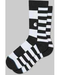 Carhartt Wip Stance Barkley Stripe Socks - Multicolour