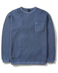 Manastash Heavy Snug Thermal Ls (blue Grey)