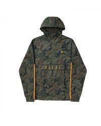 Hélas Helas Gang Hooded Jacket - Green