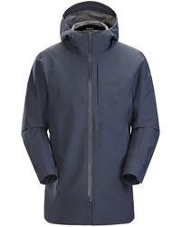 Arc'teryx Sawyer Coat - Blue