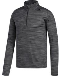 adidas - Ultimate Tech 1/4 Zip Pullover – Mens - Lyst