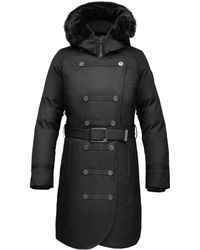 Nobis - Ursula Double Breasted Coat – Womens - Lyst