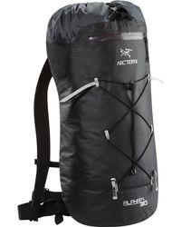 Arc'teryx - Alpha Fl 30 Backpack - Lyst