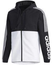 adidas Ess Cb Windbreaker Jacket - Black