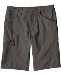Patagonia - Quandary Shorts - Lyst