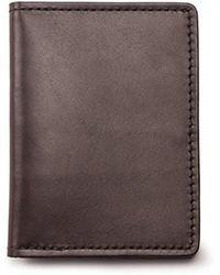 Filson Passport & Card Case - Brown