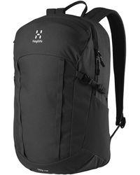 Haglöfs Salg Large Backpack - Black