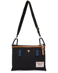 master-piece Link Shoulder Bag - Black