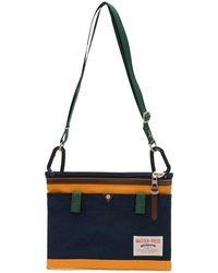 master-piece Link Shoulder Bag - Blue