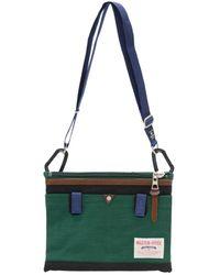 master-piece Link Shoulder Bag - Green