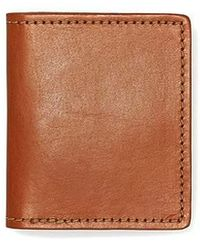Filson Cash & Card Case - Brown
