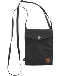Fjallraven Pocket Shoulder Bag - Grey