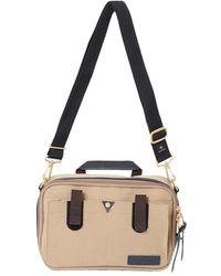 master-piece Link Shoulder Bag V2 - Natural
