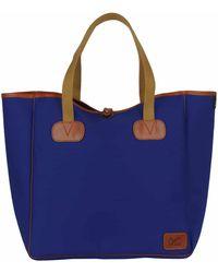 Brady Classic Tote Bag - Blue
