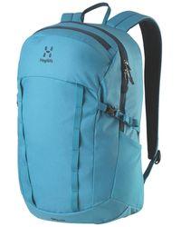 Haglöfs Salg Medium Backpack Blue Fox