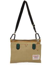 master-piece Link Shoulder Bag - Natural