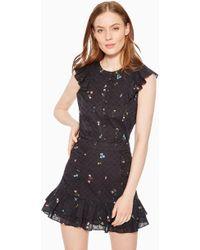 Parker - Nadia Floral Skirt - Lyst