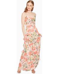 Parker Devany Floral Dress - Pink