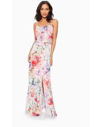 Parker Delphine Dress - Multicolour
