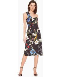 Parker - Kysha Floral Dress - Lyst