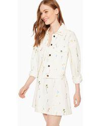 Parker - Celine Floral Jacket - Lyst