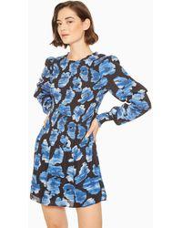 Parker Lilly Dress - Blue