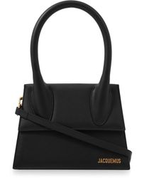 Jacquemus Le Grand Chiquito Bag Black