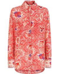 Chufy Mima Shirt L/s Garma Red