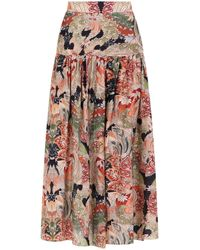Chufy - Dara Maxi Skirt Sandar Multi - Lyst