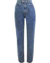 Ellery X Slvrlake Sundance Jeans Born To Run - Blue