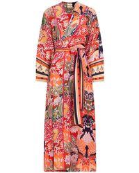 Chufy - Dampa Robe Dress L/s Bennu Multi - Lyst