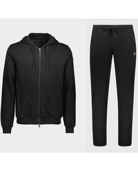 Paul & Shark - Completo de jogging en algodón organico con badge iconico - Lyst