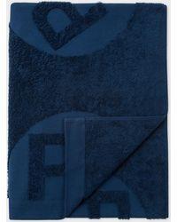 Paul Smith - Navy PS Logo Towel - Lyst