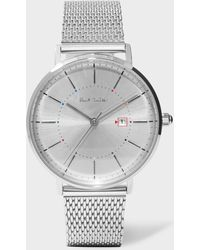 Paul Smith - Unisex Stainless Steel 'petit Track' Watch - Lyst