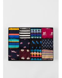 Paul Smith Socks Gift Box - 2019 Edition One - Multicolour