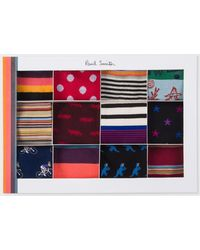 Paul Smith Socks Gift Box - Edition Two - Red