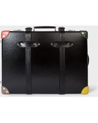 "Paul Smith For Globe-trotter - Edition Two 20"" Trolley Case - Black"